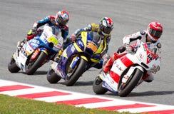 Moto2 Prix magnífico Fotografía de archivo libre de regalías