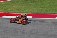 MotoAmerica rider Chris Fillmore Austin Texas 2015. MotoAmerica KTM Superbike rider Chris Fillmore races in Austin Texas 2015 royalty free stock photos