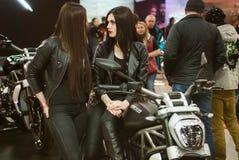 Motobike Photographie stock libre de droits
