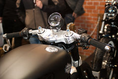 Motobike Стоковая Фотография