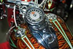 Motobike Royaltyfri Bild