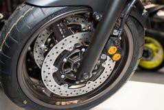 Motobike Royaltyfri Foto