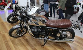 Motobike Estambul 2018 Imagen de archivo libre de regalías