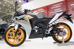 Motobike HONDA CBR Images libres de droits