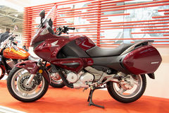 Motobike Honda Deauville Stock Fotografie