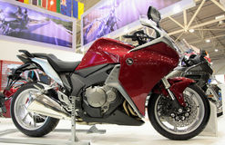 Motobike Honda VFR Royalty Free Stock Photos