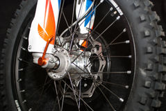 Motobike Stock Image