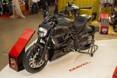 Motobike Royalty Free Stock Photography