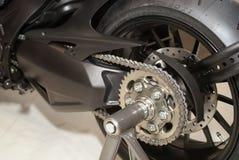 Motobike Royalty Free Stock Photo