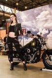 Motobike Stock Photography