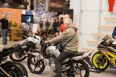 Motobike Royalty Free Stock Photos