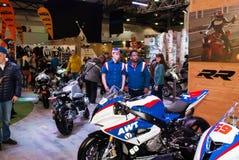 Motobike Stock Photo