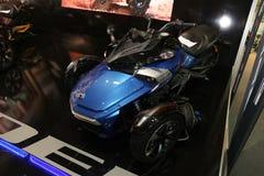 Motobike Istanbul 2018 arkivbild