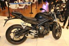 Motobike Istanbul 2018 Photo stock