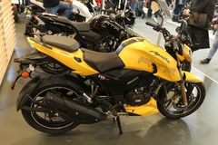 Motobike Istanbul 2018 Royaltyfria Foton
