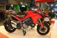Motobike Istanbul 2018 stock images