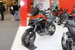 Motobike Istanbul 2017 Stock Image