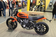 Motobike Istanbul 2017 Stock Photos