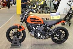 Motobike Istanbul 2017 Stock Images