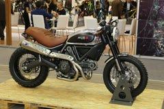 Motobike Istanbul 2017 Royalty Free Stock Photo