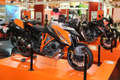 Motobike Istanbul 2017 Stock Photography
