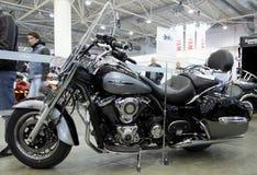 Motobike Kawasaki Vulcan Royalty Free Stock Images