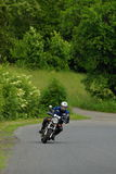 Motobiker Royalty Free Stock Image
