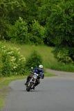 motobiker Royaltyfri Bild