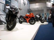 motobikes铃木 免版税库存图片