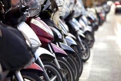 Motobikes стоковое изображение rf