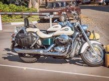 2 motobikes Honda Стоковые Фотографии RF