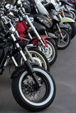 Motobikes Stock Photo