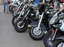 Motobikes Royalty Free Stock Photography