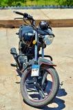 Motocicleta íngreme Fotografia de Stock Royalty Free