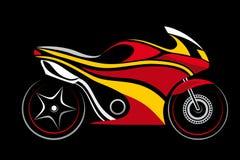 Motocicleta,   Fotos de Stock Royalty Free