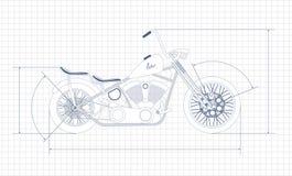 Motocicleta, Imagem de Stock Royalty Free
