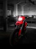 Motocicleta Foto de Stock