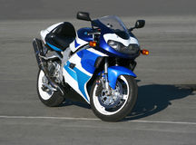 Motocicleta. Fotos de archivo