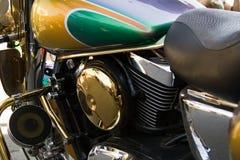 Motocicleta Foto de archivo