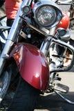 Motocicleta Imagen de archivo libre de regalías