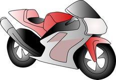 Motocicleta ilustración del vector