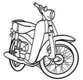Motocicleta Imagens de Stock