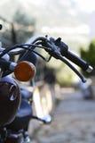 Motocicleta Imágenes de archivo libres de regalías