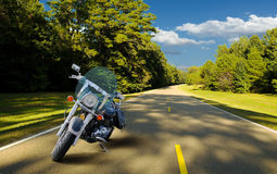 Motocicleta Imagenes de archivo