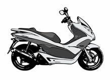 Motocicleta ilustração do vetor