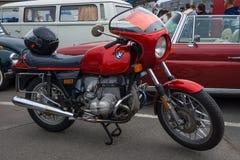 Motocicleta BMW R80/7 Imágenes de archivo libres de regalías