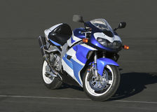 Motocicleta bonita fotos de stock