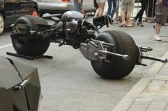 Motocicleta de Batpod Fotografia de Stock Royalty Free