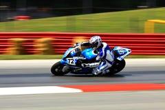 Motocicleta de BMW S1000RR fotografía de archivo