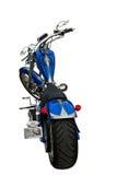 Motocicleta de Fency Foto de archivo libre de regalías